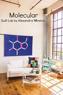 Molecular from Quilt Lab by Alexandra Winston