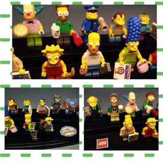 All together now....'da-da da da-da da-da da da-da-da da...' #geekshavethemostfun #actionfigurephotography #thesimpsons #lego