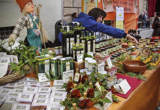 Santo Spirito Sunday Market