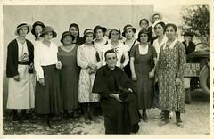 Les dames patronesses et Mr le Curé