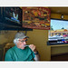 Bob at La Plaza Bakery - Soledad, Ca (April 2014) by Alexis Gerard - Away for a while