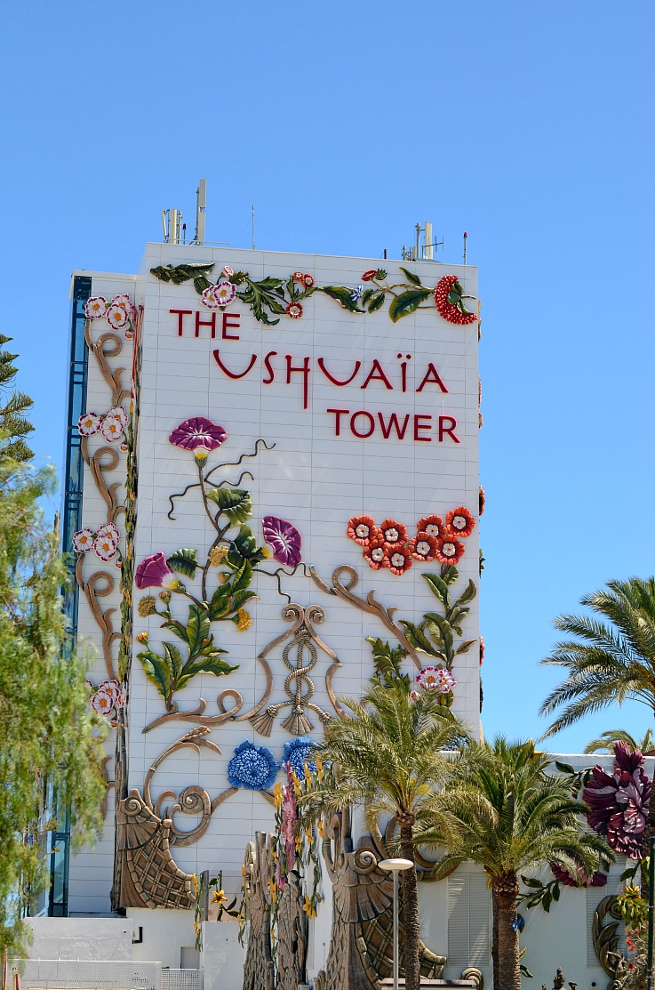 DSC_3225 The Ushuaia tower, Ibiza