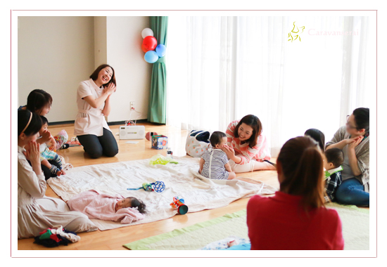ベビーマッサージ 出張撮影 赤ちゃん写真 子供写真 キッズフォト 愛知県瀬戸市 nap nap
