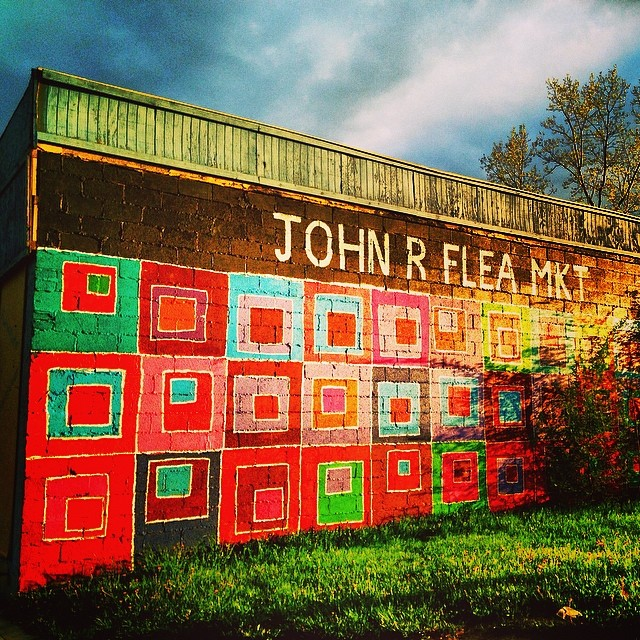 #detroit #streetart #graffiti #cloudporn