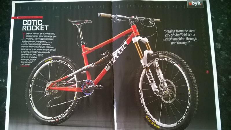 Best Looking Bike - Rocket