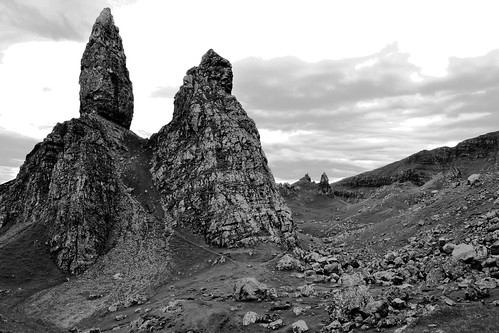 205 - Old man of storr
