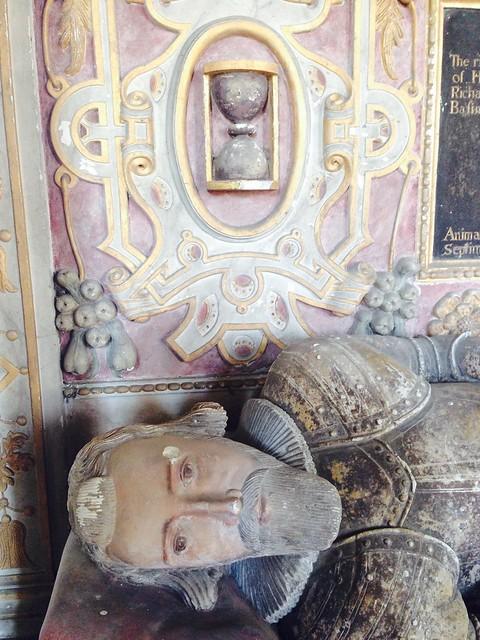 Tomb St Nicholas' Church