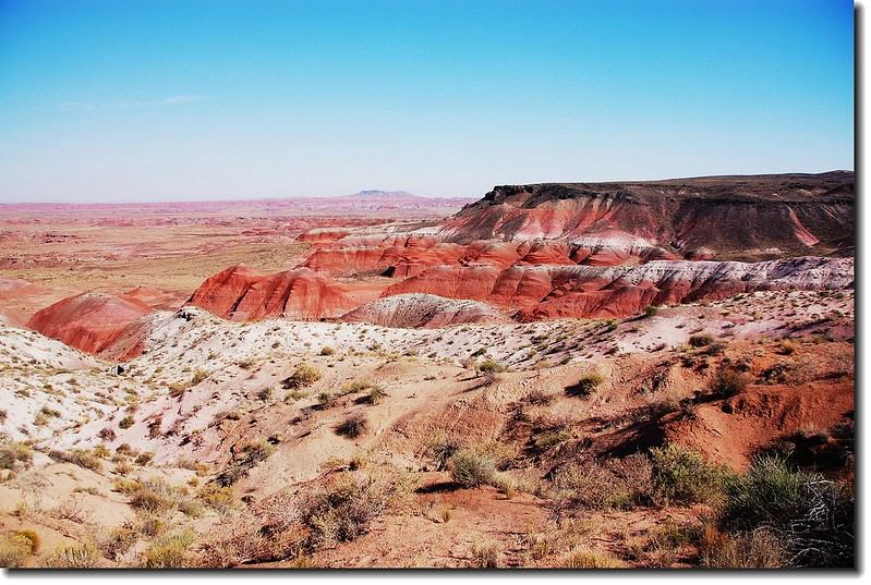 Painted Desert From Whipple point 1