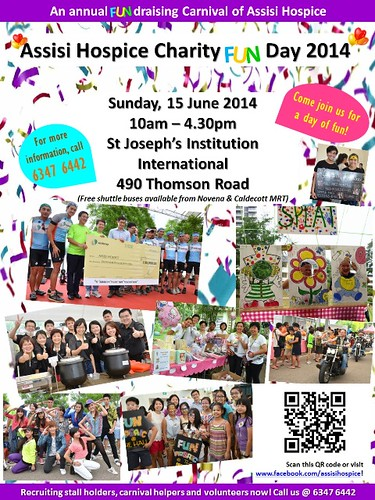 Assisi Hospice Funday 2014