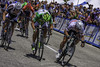 The Finish - 2014 Tour of California by Culture Shlock