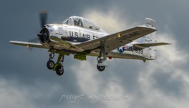 Cascade Warbirds T-28 Trojan