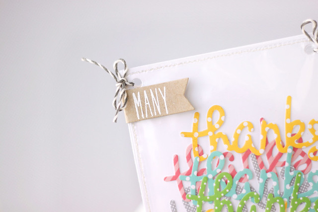 many thanks {lawn fawn inspiration week}