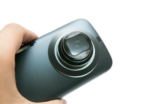 拍照 + 手機的頂尖融合 Samsung GALAXY K zoom @3C 達人廖阿輝