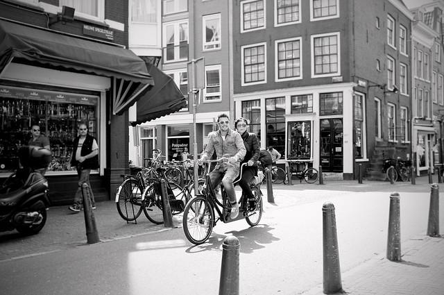 Tandem Biking