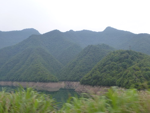 Jiangxi-Yushan-Sanqing Shan-bus (30)