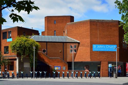 St John's Church Centre / SW10