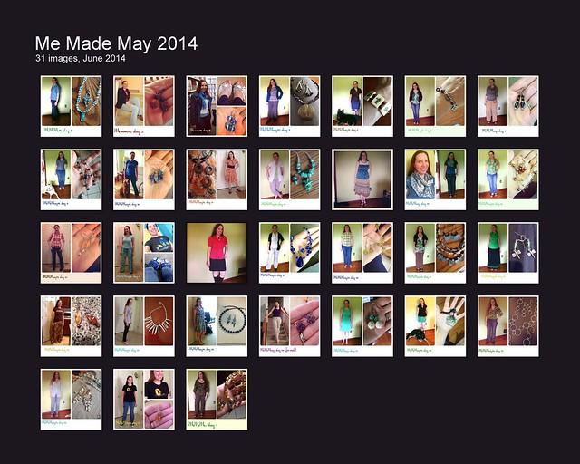Me Made May 2014