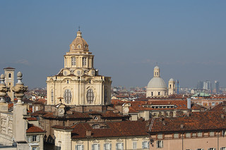 View from the Top of the Palazzo Madama