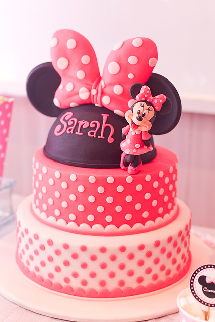 Baby Minnie Decorations