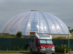 Camping am Dome