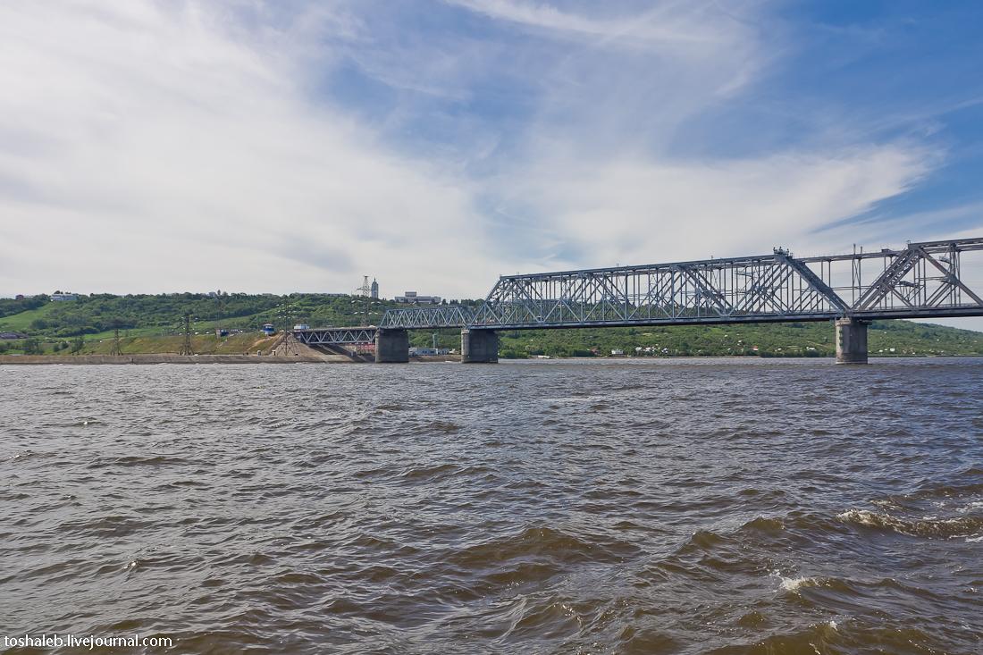 Куйбышевское водохранилище-46