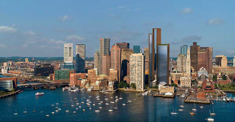 Boston-Harbor