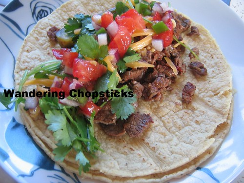 Carne Asada (Mexican Grilled Meat) 3