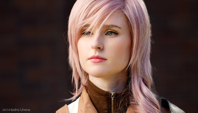 Lightning - Final Fantasy by MissKyliee