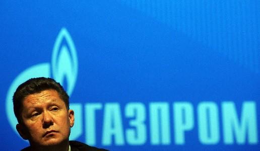 Foto: AFP O presidente da empresa russa Gazprom, Alexei Miller