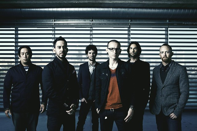 Linkin P NEW PIC