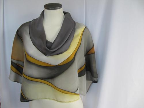 silk top