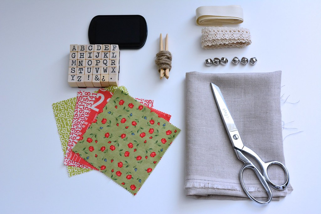Re-usable gift bag Materials