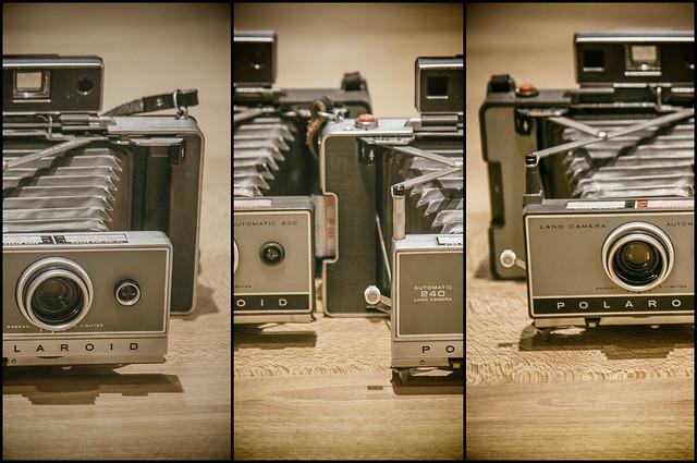 Analog Efex 2 avec Polaroid