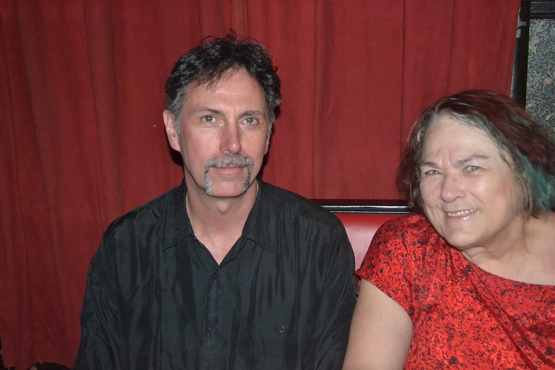 Paul Witcover & Eileen Gunn