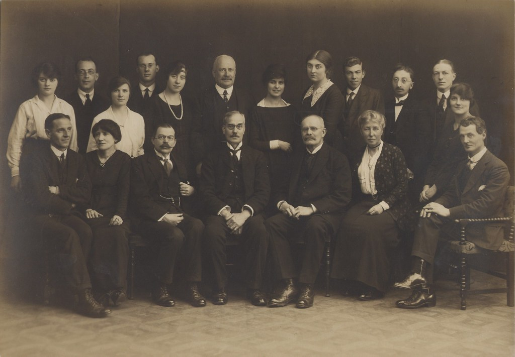 Trinity College of Music personnel, 1920