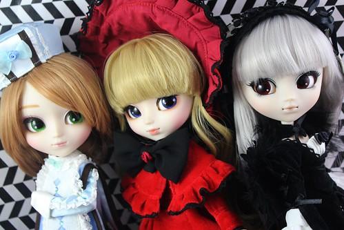 Keikujyaku, Shinku & Suigintou