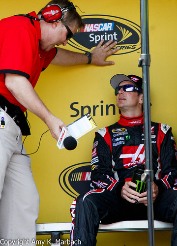 Kurt Busch interviews with PRN