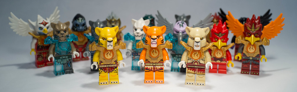 Afficher le sujet lego legends of chima 2014 - Personnage lego chima ...
