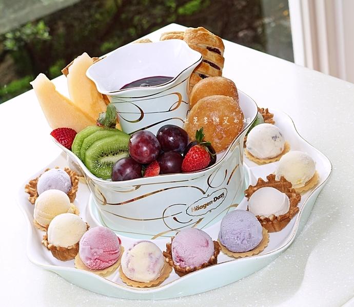 30 Haagen-Dazs 哈根達斯 藍莓午茶好時光