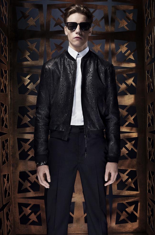 99 Roberto Cavalli Menswear SS14