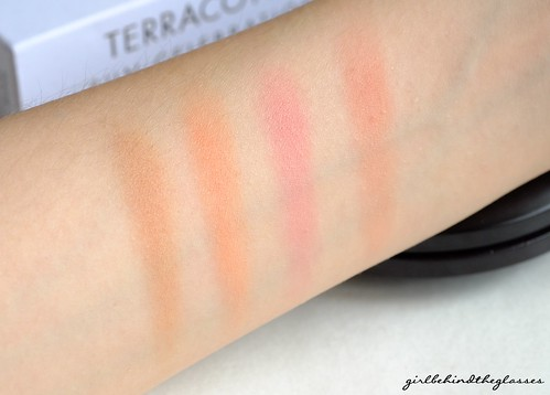 Guerlain Terracotta Sun Celebration swatch