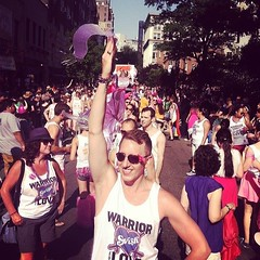 SWISH Pride NYC 2014