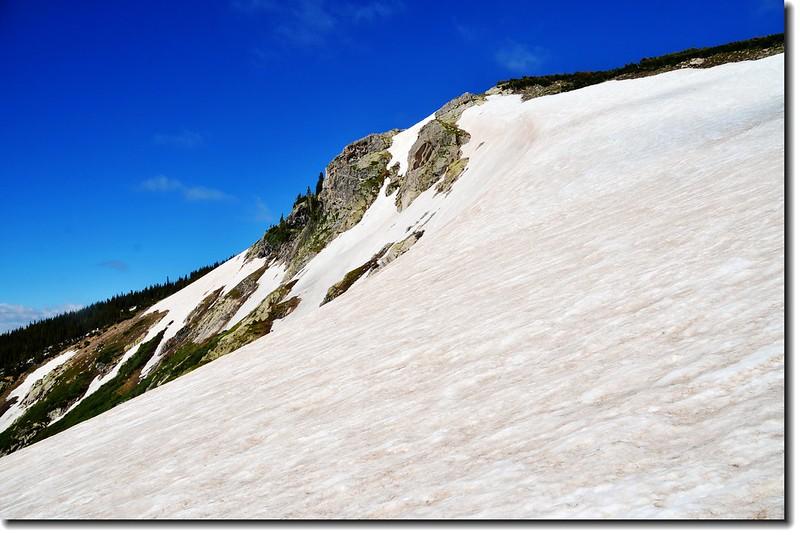 St. Mary's Glacier 1