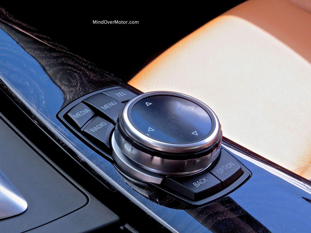 BMW 428i iDrive