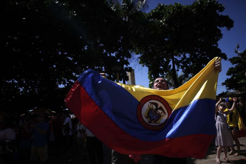 (8)BRASIL-FORTALEZA-COLOMBIA-MUNDIAL 2014-AFICIONADOS