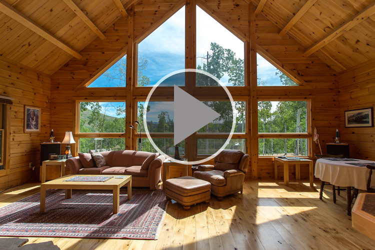 cabin, mountain home for sale, Steamboat, Pearl Lake