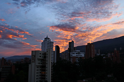 sky clouds sunrise colombia amanecer cielo nubes medellin antioquia nwn