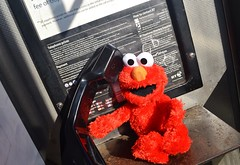 Elmo's Scottish Adventures