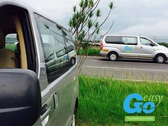 Go Easy Tourism Solutions in Costa Rica- Buseta aeropuerto
