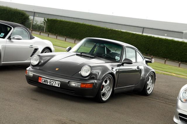 Porsche 965 Turbo.